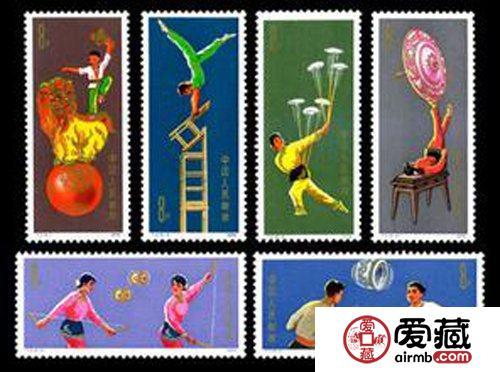 回收T2杂技邮票价格