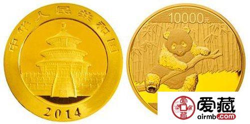 收购一公斤熊猫金币价格