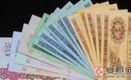 收购第三套人民币价格表