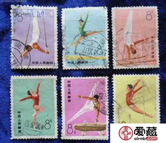 收購T1體操運動郵票的價格