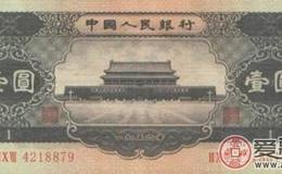 收購56年1元人民幣行情