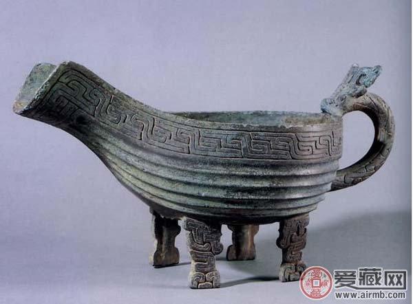 漢代青銅器的發展和表現