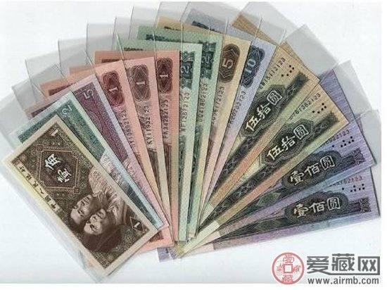 第四套人民币豹子号有什么收藏价值?