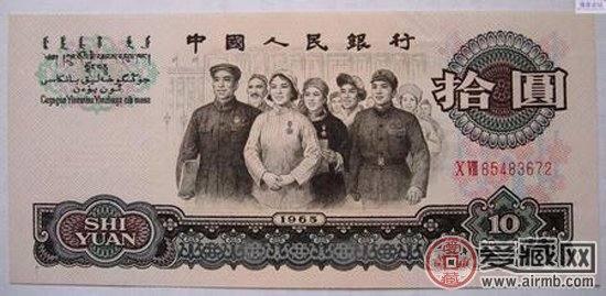 人民币收藏品有哪些优势?