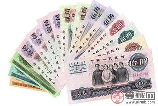 纸币收藏日益火爆,人民币受到热捧