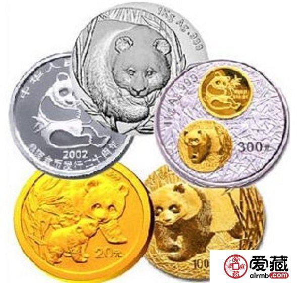 金银币的收藏与投资