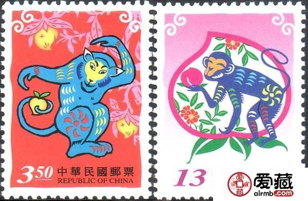 猴年邮票——生肖邮票中的战斗机