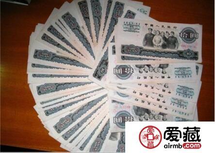 第三套人民币图片及价格凸显市场行情