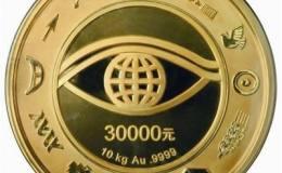 """承载了历史文明的""""千年纪念""""金银币"""