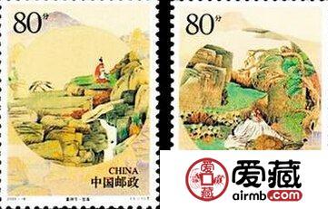 邮票与重阳节的那些事