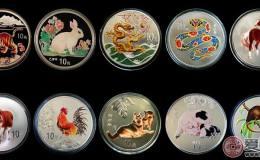金銀幣界永恒的經典——十二生肖金銀幣
