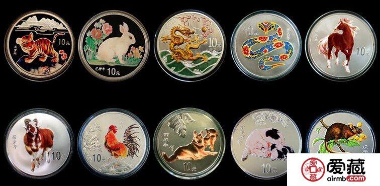 金银币界永恒的经典——十二生肖金银币