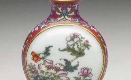 简析彩瓷种类——釉上彩和釉下彩