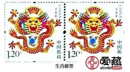 2012龙年邮票发行量知多少
