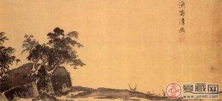 如何鉴赏中国古代书画作品