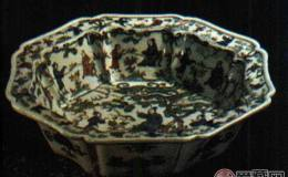 陶瓷魅力:明代五彩陶瓷绽光彩