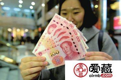 百元新钞投放市民一口气换两万 专家:收藏价值不大