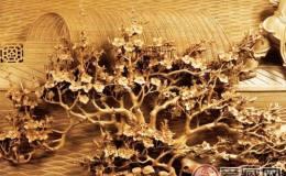 淺談中國木雕之鄉—東陽木雕