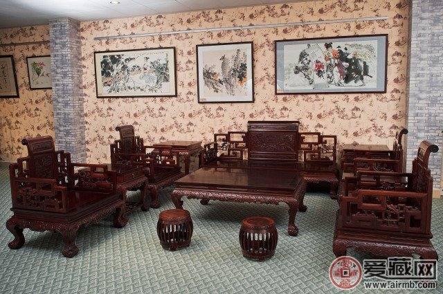 紅木家具的投資與收藏