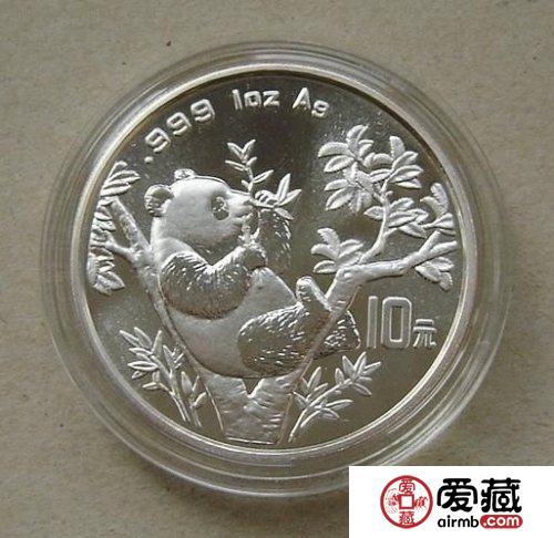 熊猫银币投资有方,保值增值三大注意