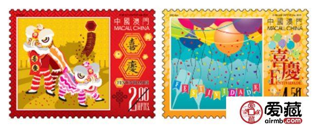风靡一时的澳门邮票