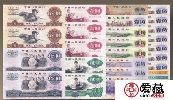 人民币图片与投资息息相关