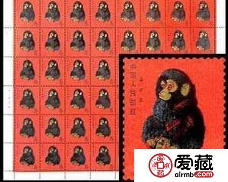 浅谈金猴邮票收藏