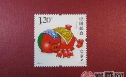 2007-1猪年邮票的激情电影价值有保障