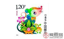 2008年鼠邮票整版收藏价值走势