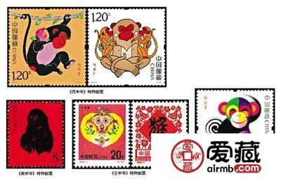 为何猴子抢占了我国生肖邮票之首