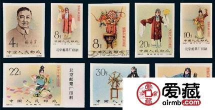 """收藏必备:邮票市场""""筋票""""是主角"""