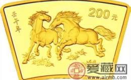 馬年紀念金幣價格你知道多少