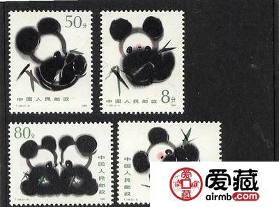 85年熊猫邮票收藏需要注意的那些事