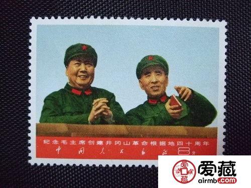 市场上毛主席纪念邮票有哪些你知道吗