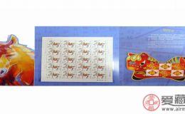 收藏2014马年生肖邮票大版靠谱