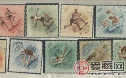 分享关于第一套体育邮票的两种说法