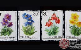 花卉邮票的设计和收藏价值分析