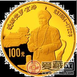 1991年康熙金幣有著怎樣的設計特色