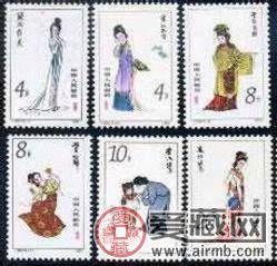 1981年红楼梦特种邮票为何收藏价值高