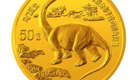 马门溪龙金币的收藏价值