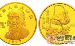齐白石金币值得收藏投资吗