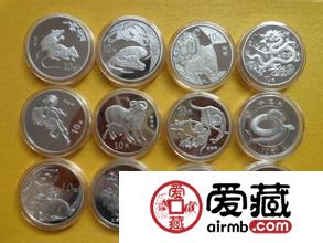 生肖纪念银币价格升值可期
