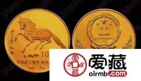 第一轮生肖金币价格增长明显
