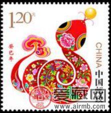 2013蛇年邮票收藏前意义