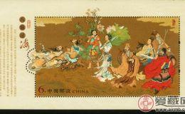 八仙过海小型张邮票的发行意义
