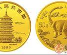 对95年恐龙纪念金币的收藏赏析