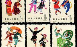 特种邮票 特55 中国民间舞蹈(第三组)