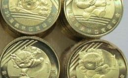 压岁钱看上了纪念币
