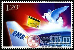 2006-27 《中國郵政開辦一百一十周年》紀念郵票