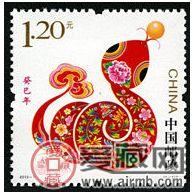 《癸巳年》特种邮票发行背景